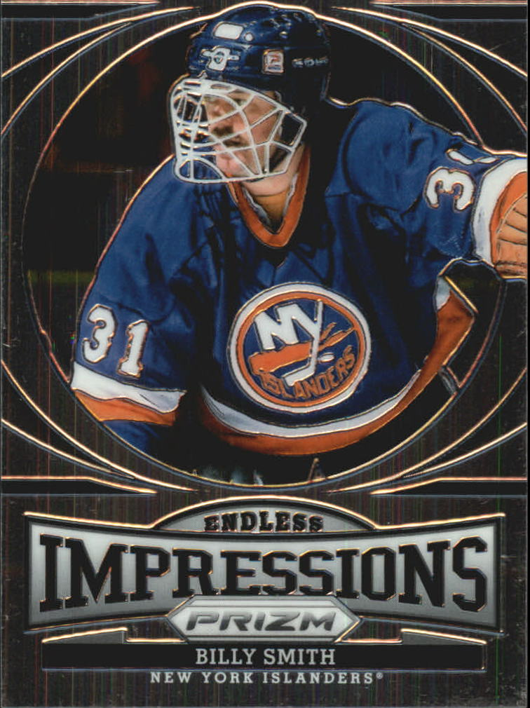 2013-14 Panini Prizm Endless Impressions #EI12 Billy Smith