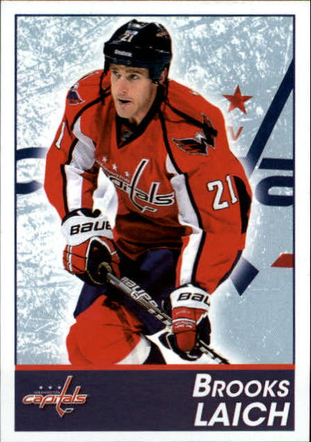 2013-14 Panini Stickers #172 Brooks Laich