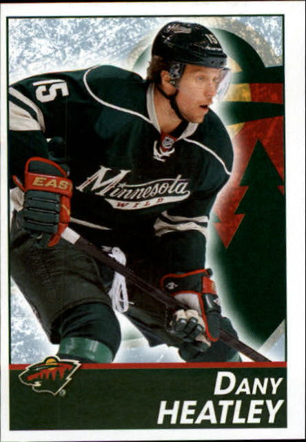 2013-14 Panini Stickers #240 Dany Heatley