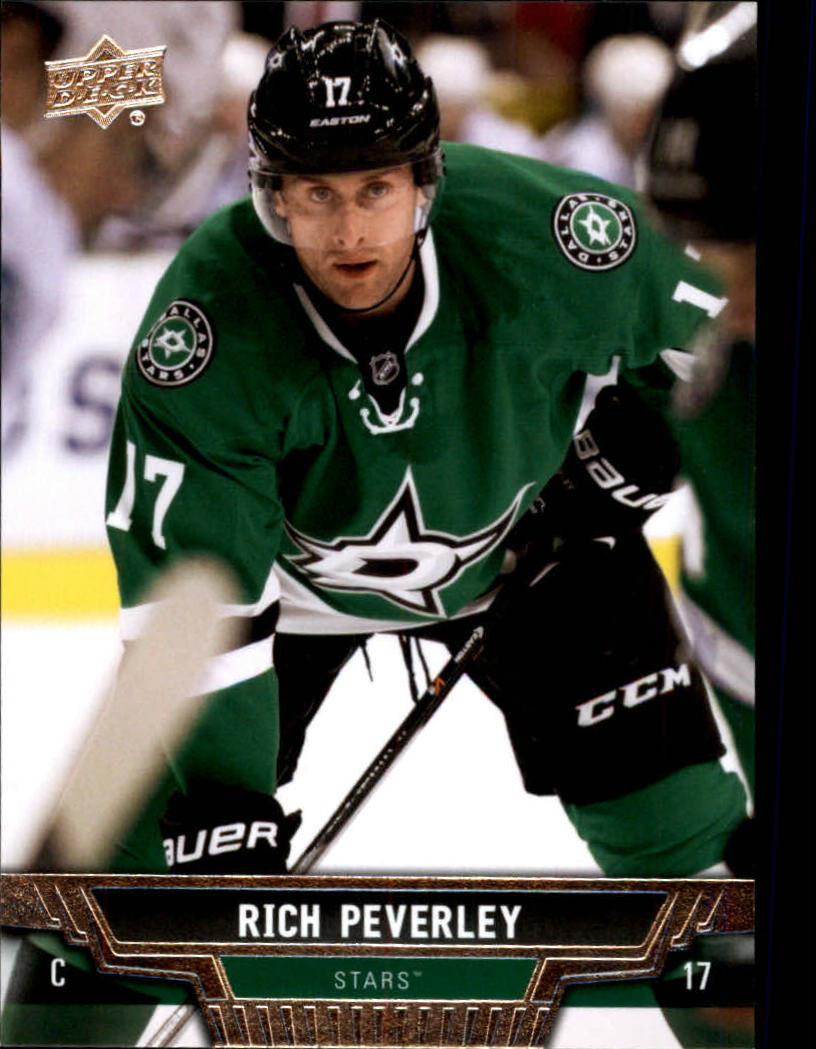 2013-14 Upper Deck #314 Rich Peverley