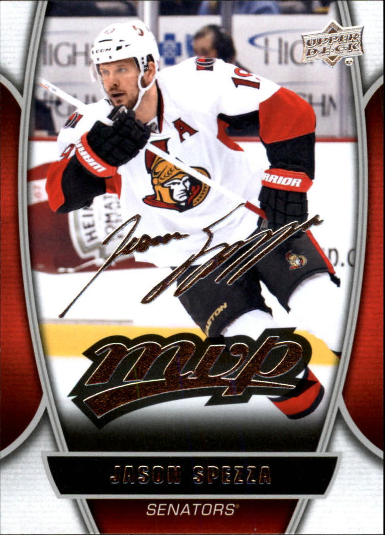 2013-14 Upper Deck MVP #12 Jason Spezza
