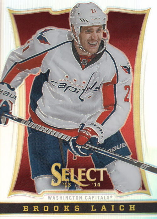 2013-14 Select Prizms #50 Brooks Laich
