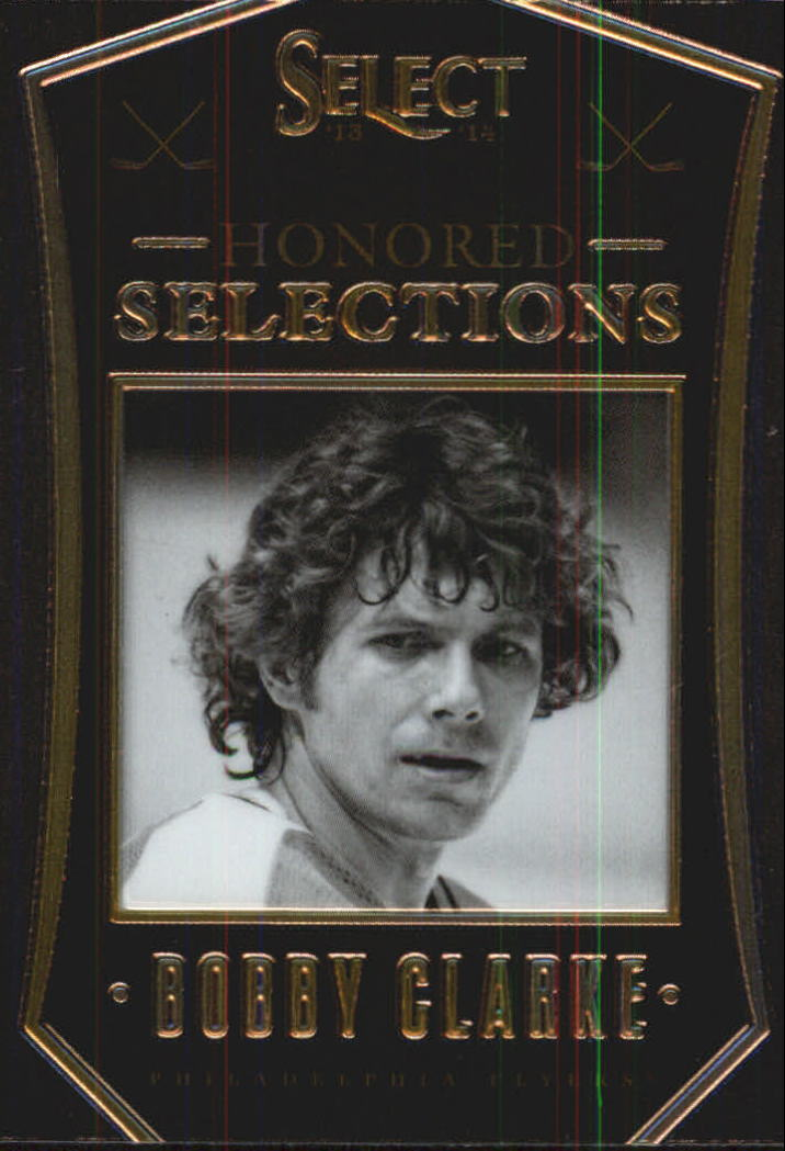 2013-14 Select Honored Selections #HS16 Bobby Clarke