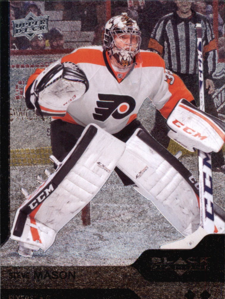 2013-14 Black Diamond #118 Steve Mason