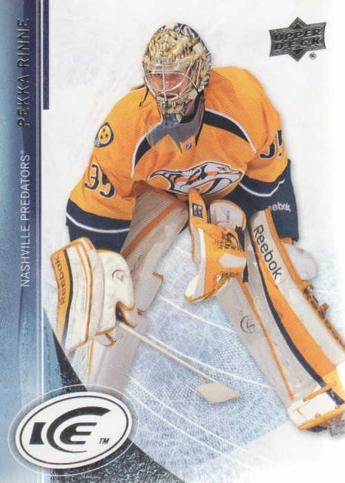 2013-14 Upper Deck Ice #12 Pekka Rinne