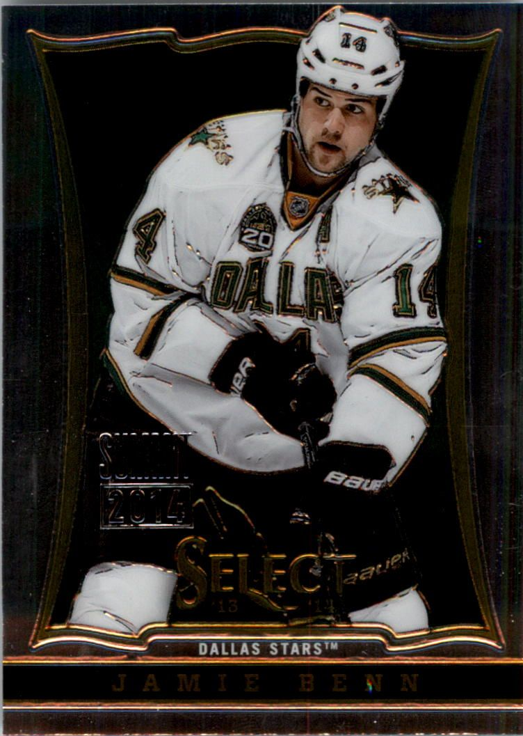 2013-14 Select Industry Summit #101 Jamie Benn