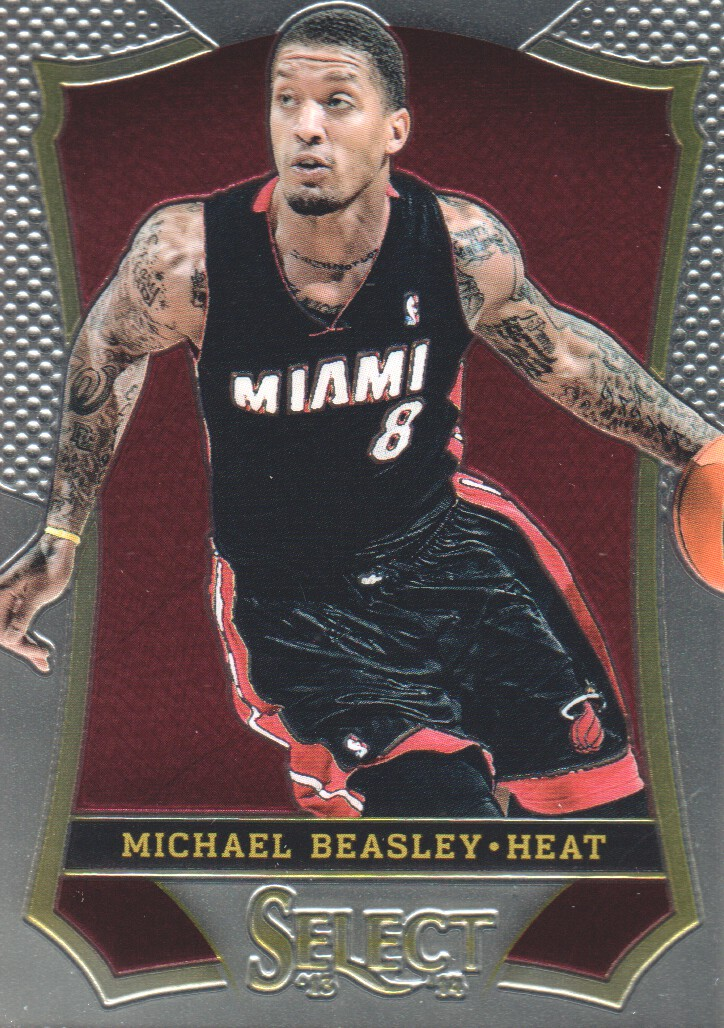2013-14 Select #48 Michael Beasley