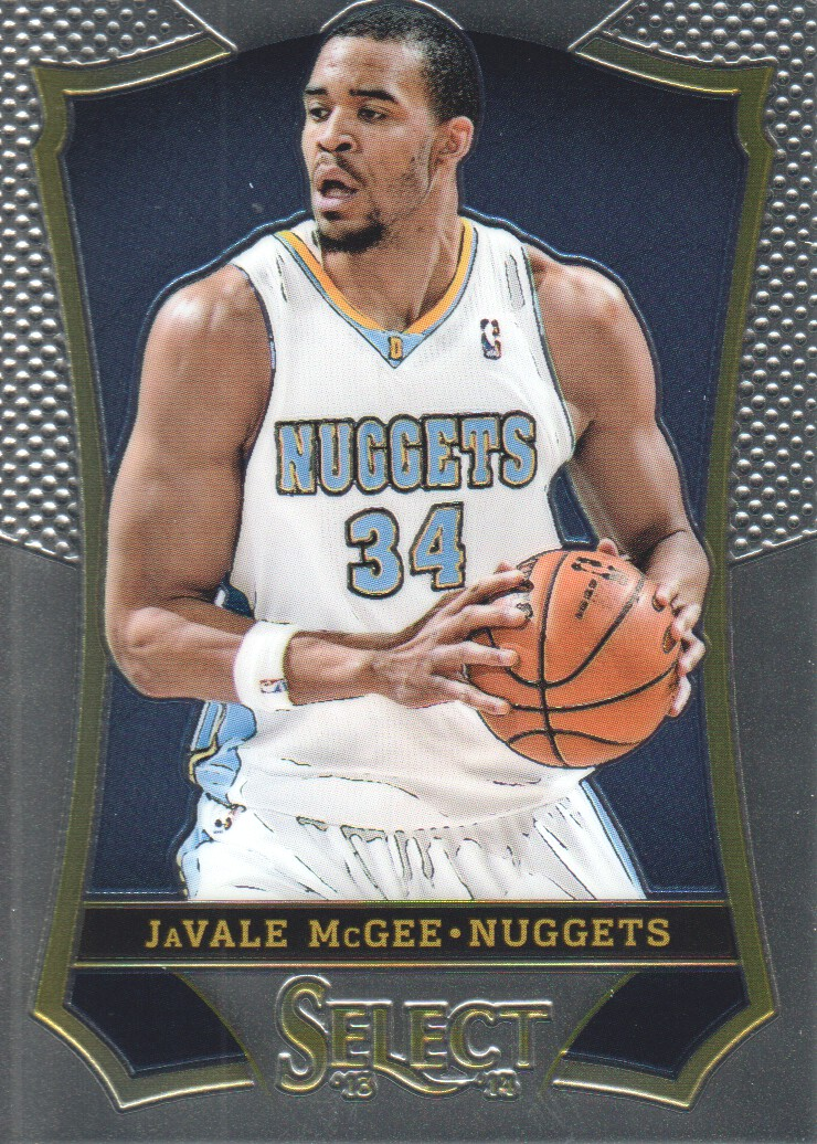 2013-14 Select #158 JaVale McGee