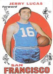 1969-70 Topps #45 Jerry Lucas RC