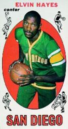 1969-70 Topps #75 Elvin Hayes RC front image