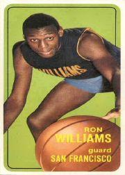 1970-71 Topps #8 Ron Williams