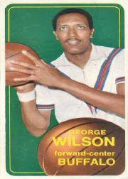 1970-71 Topps #11 George Wilson RC