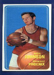 1970-71 Topps #17 Neil Johnson