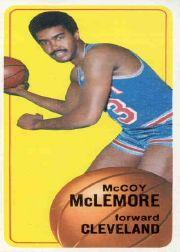 1970-71 Topps #19 McCoy McLemore