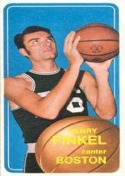 1970-71 Topps #27 Henry Finkel