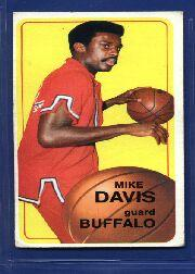 1970-71 Topps #29 Mike Davis