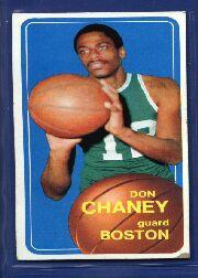 1970-71 Topps #47 Don Chaney RC