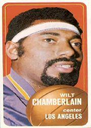 1970-71 Topps #50 Wilt Chamberlain