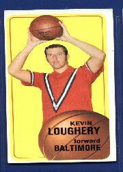 1970-71 Topps #51 Kevin Loughery
