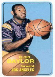 1970-71 Topps #65 Elgin Baylor front image