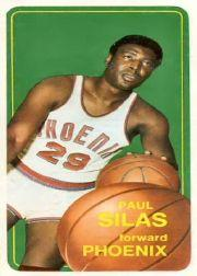 1970-71 Topps #69 Paul Silas