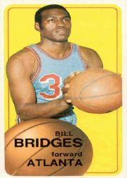 1970-71 Topps #71 Bill Bridges
