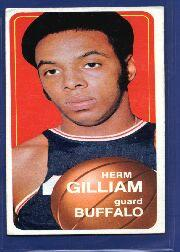 1970-71 Topps #73 Herm Gilliam