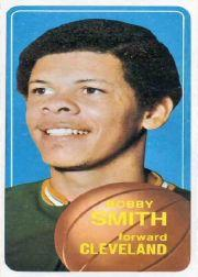 1970-71 Topps #74 Bobby Smith SP RC