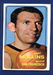 1970-71 Topps #76 Jeff Mullins