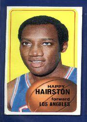 1970-71 Topps #77 Happy Hairston