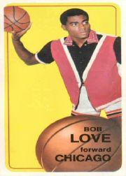 1970-71 Topps #84 Bob Love