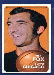 1970-71 Topps #98 Jim Fox
