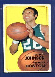 1970-71 Topps #102 Rich Johnson