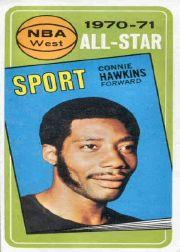 1970-71 Topps #109 Connie Hawkins AS