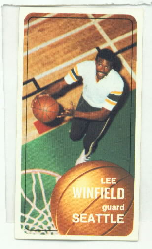 1970-71 Topps #147 Lee Winfield