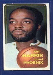 1970-71 Topps #149 Art Harris