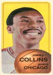 1970-71 Topps #157 Jimmy Collins