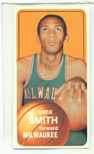 1970-71 Topps #166 Greg Smith