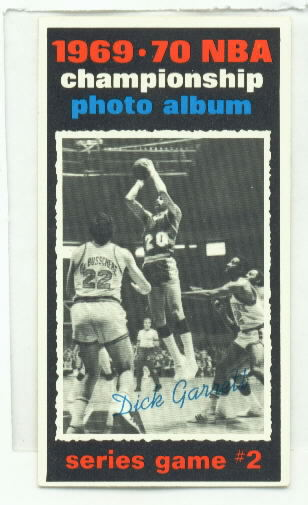 1970-71 Topps #169 Playoff G2/Dick Garnett