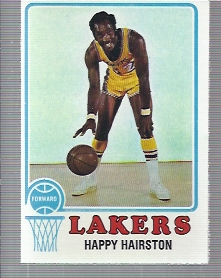 1973-74 Topps #137 Happy Hairston