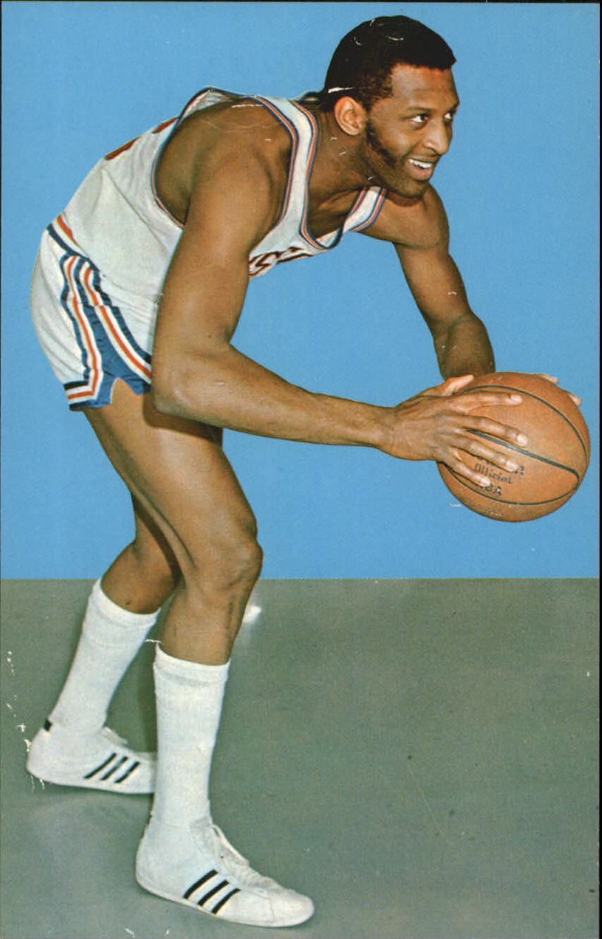 1973-74 NBA Players Association #16 Bob Lanier