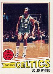 1977-78 Topps #35 Jo Jo White