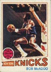 1977-78 Topps #45 Bob McAdoo