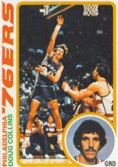 1978-79 Topps #2 Doug Collins