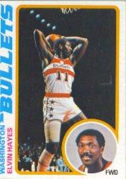 1978-79 Topps #25 Elvin Hayes