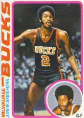1978-79 Topps #56 Junior Bridgeman
