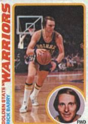 1978-79 Topps #60 Rick Barry