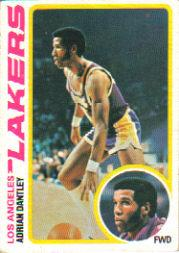 1978-79 Topps #132 Adrian Dantley !