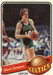 1979-80 Topps #5 Dave Cowens
