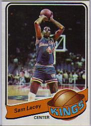 1979-80 Topps #28 Sam Lacey